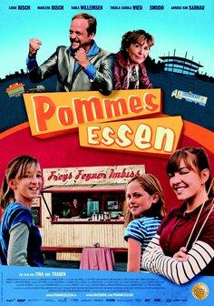 Pommes Essen Poster