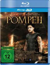 Pompeii (Blu-ray 3D) Poster