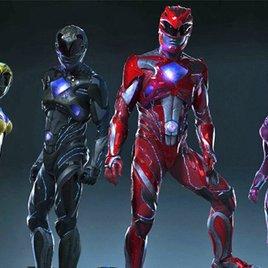 """""""Power Rangers"""" wird Reihe: Filmstudio plant 6 neue Filmen!"""