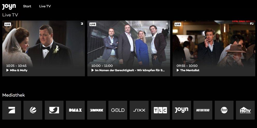 pro7 live stream kostenlos im internet