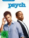 Psych - 6. Staffel (4 Discs) Poster