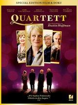 Quartett (Special Edition, Film & Doku, 2 Discs) Poster