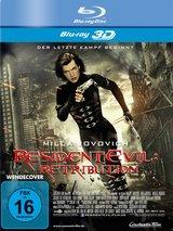 Resident Evil: Retribution (Blu-ray 3D) Poster