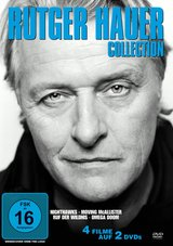 Rutger Hauer Collection (2 Discs) Poster