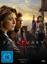 Sanctuary - Wächter der Kreaturen, Staffel 3.1 (3 Discs) Poster