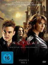 Sanctuary - Wächter der Kreaturen, Staffel 3.2 (3 Discs) Poster