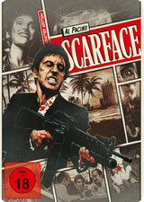 Scarface (Limited Edition, Steelbook) Poster