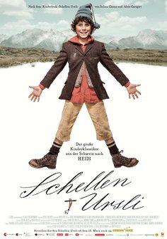 Schellen-Ursli Poster