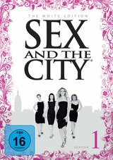 Sex and the City: Season 1 (The White Edition, 2 Discs) Poster