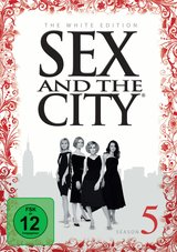 Sex and the City: Season 5 (The White Edition, 2 Discs) Poster