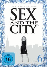 Sex and the City: Season 6 (The White Edition, 5 Discs) Poster