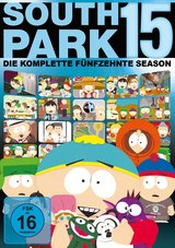 South Park: Die komplette fünfzehnte Season (3 Discs) Poster