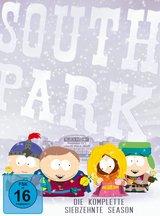 South Park: Die komplette siebzehnte Season (2 Discs) Poster