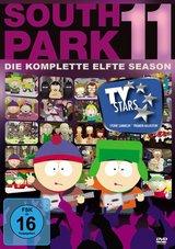 South Park - Season 11 (3 Discs) Poster