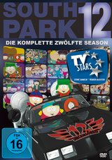 South Park - Season 12 (3 Discs) Poster