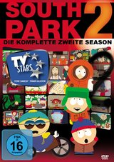 South Park - Season 2 (3 Discs) Poster