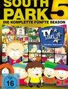 South Park - Season 5 (3 Discs) Poster