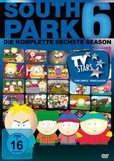 South Park - Season 6 (3 Discs) Poster