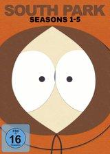 South Park: Seasons 1-5 Poster