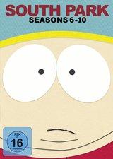 South Park: Seasons 6-10 Poster
