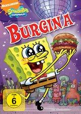SpongeBob Schwammkopf - Burgina Poster