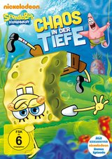 SpongeBob Schwammkopf - Chaos in der Tiefe Poster