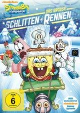 SpongeBob Schwammkopf - Das große Schlittenrennen Poster