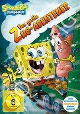 SpongeBob Schwammkopf - Das große Zug-Abenteuer Poster