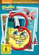 SpongeBob Schwammkopf - Die komplette dritte Season (3 Discs) Poster