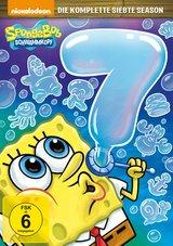 SpongeBob Schwammkopf - Die komplette siebte Season (4 Discs) Poster