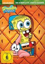 SpongeBob Schwammkopf - Die komplette zweite Season (3 Discs) Poster