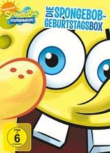 SpongeBob Schwammkopf - Die SpongeBob Geburtstagsbox (2 Discs) Poster