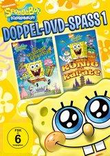 SpongeBob Schwammkopf - Doppel-DVD-Spass 1 (2 Discs) Poster