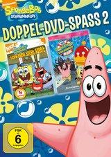SpongeBob Schwammkopf - Doppel-DVD-Spass 2 (2 Discs) Poster