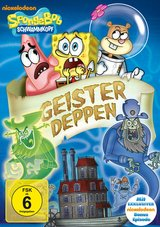 SpongeBob Schwammkopf - Geisterdeppen Poster