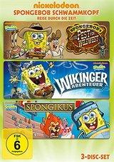 SpongeBob Schwammkopf - Reise durch die Zeit (3 Discs) Poster