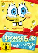 SpongeBob Schwammkopf - Weihnachtsbox (3 Discs) Poster