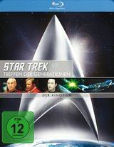 Star Trek 07 - Treffen der Generationen (Remastered) Poster