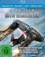 Star Trek Into Darkness (Blu-ray 3D, + Blu-ray 2D, + DVD, inkl. Digital Copy) Poster