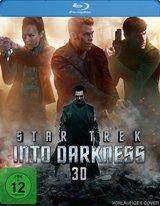 Star Trek Into Darkness (Blu-ray 3D) Poster