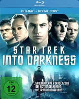 Star Trek Into Darkness (inkl. Digital Copy) Poster