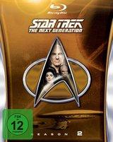 Star Trek - The Next Generation: Season 2 (5 Discs) Poster