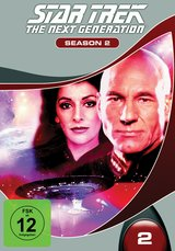 Star Trek - The Next Generation: Season 2 Poster