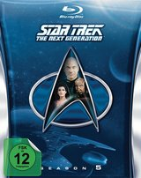 Star Trek - The Next Generation: Season 5 (6 Discs) Poster