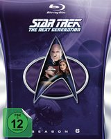 Star Trek - The Next Generation: Season 6 (6 Discs) Poster