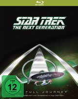 Star Trek - The Next Generation: The Full Journey Poster