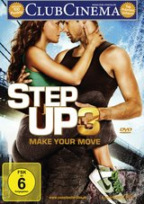 Step Up 3 - Make Your Move Poster