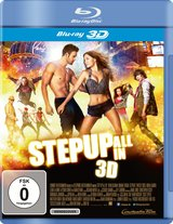 Step Up: All In (Blu-ray 3D) Poster