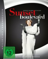 Sunset Boulevard (Masterworks Collection) Poster