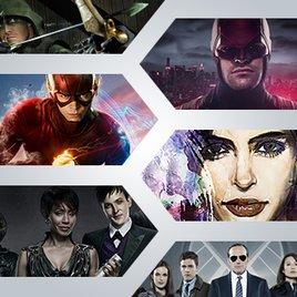 Superhelden-Serien 2016: Alle Marvel- und DC-Serien auf einen Blick
